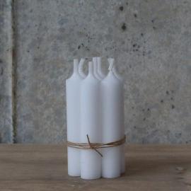 Kyrkljus 4,5 t ej bunden H11 / Ø2 cm vit , hemmetshjarta.se
