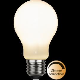 LED-Lampa E27 Ø60 Dim lm800/60w Frostad Ra90 , hemmetshjarta.se