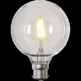 LED-lampa B22 Outdoor Lighting G95 , hemmetshjarta.se