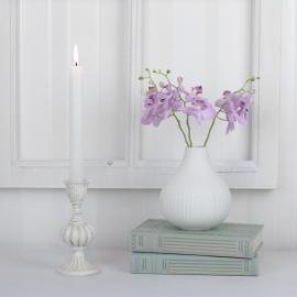 Konstgjord Orkidéstjälk Phalaenopsis 28 cm , hemmetshjarta.se