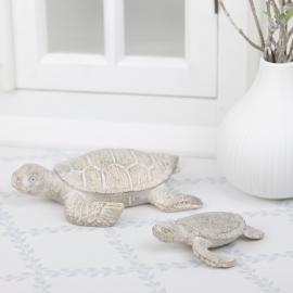 Sköldpadda 11 cm - creme , hemmetshjarta.se