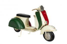 Dekoration Vespa Italiano Metall 25x10x15cm , hemmetshjarta.se