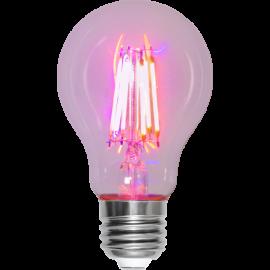 LED-lampa E27 A60 Plant Light , hemmetshjarta.se