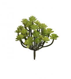 Konstgjord Succulent 13 cm * , hemmetshjarta.se