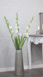 Konstgjord Gladiolus 100 cm , hemmetshjarta.se