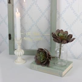 Konstgjord Succulent 14 cm , hemmetshjarta.se