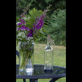 Solcellsdekoration Bottle , hemmetshjarta.se