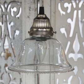 Lampa med pärlkant * , hemmetshjarta.se