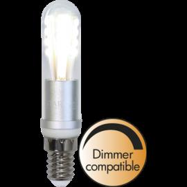 LED-Lampa E14 Ø22 Dim lm220/23w Crystal , hemmetshjarta.se