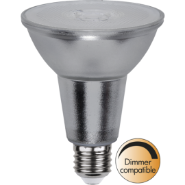 LED-Lampa E27 PAR30 Spotlight Glass Dim , hemmetshjarta.se