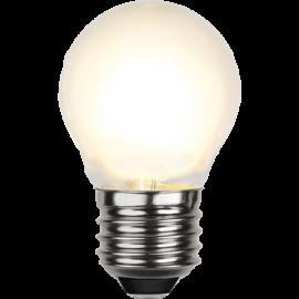 LED-Lampa E27 Ø45 lm450/39w Frostad , hemmetshjarta.se