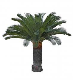 Konstgjord Cycas Palm 100 cm * , hemmetshjarta.se