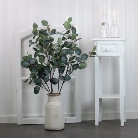 Konstgjord Eucalyptus med bär. 100 cm ** , hemmetshjarta.se