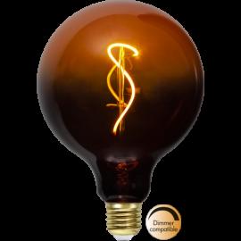 LED-lampa E27 ColourMix G125 Dim , hemmetshjarta.se