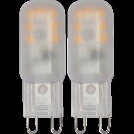 LED-Lampa G9 Halo-LED lm170/18w 2-pack , hemmetshjarta.se