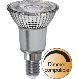 LED-Lampa E14 PAR16 Spotlight Glass Dim , hemmetshjarta.se