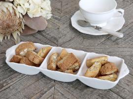 Provence - skål med 3 rum , hemmetshjarta.se