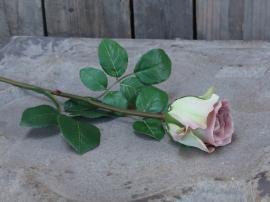 Fleur Rose H40 cm lavendel , hemmetshjarta.se
