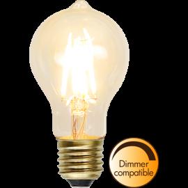 LED-lampa E27 Soft Glow TA60 Dim , hemmetshjarta.se