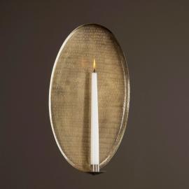 Lampett Antik Mässing 26.5x41.5 cm , hemmetshjarta.se