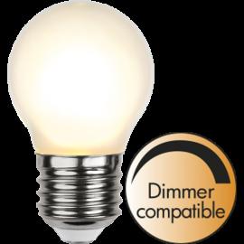 LED-Lampa E27 Ø45 Dim lm350/32w Frostad , hemmetshjarta.se