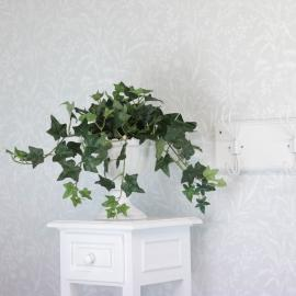 Konstgjord Murgröna planta 30 cm , hemmetshjarta.se