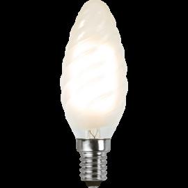 LED-Lampa E14 Twist Ø35 lm150/16w Frostad , hemmetshjarta.se