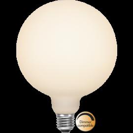 LED-Lampa E27 Double Coating Ø150 lm610/48w Frostad , hemmetshjarta.se