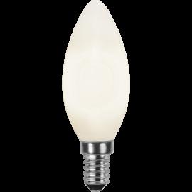 LED-Lampa E14 Ø35 lm470/40w Frostad , hemmetshjarta.se