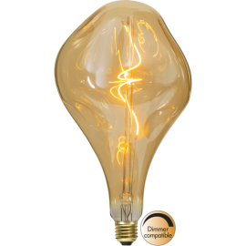 LED-lampa E27 Industrial Vintage A165 Dim , hemmetshjarta.se