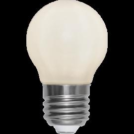 LED-Lampa E27 Ø45 lm450/39w Frostad Ra90 , hemmetshjarta.se