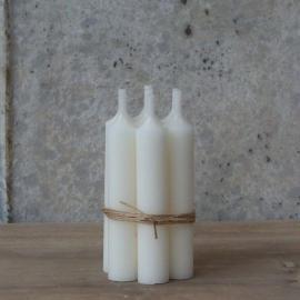 Kyrkljus 4,5 t ej bunden H11 / Ø2 cm pärlemor , hemmetshjarta.se