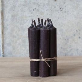 Kyrkljus 4,5 t ej bunden H11 / Ø2 cm svart , hemmetshjarta.se