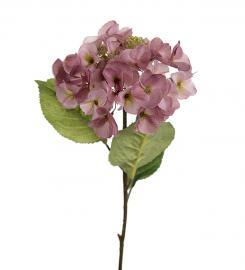 Konstgjord Hortensia 45 cm , hemmetshjarta.se