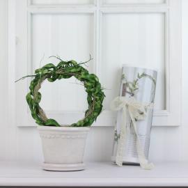 Konstgjord Hoya 30 cm , hemmetshjarta.se