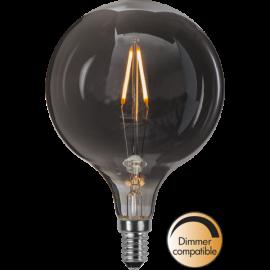LED-lampa E14 Decoled Smoke G95 Dim , hemmetshjarta.se