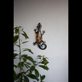 Solcellsdekoration Gecko , hemmetshjarta.se