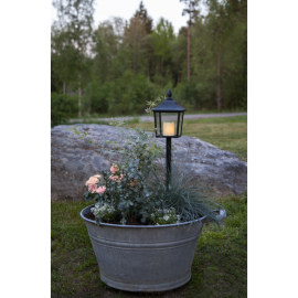 LED Gravljus Flame Lantern , hemmetshjarta.se