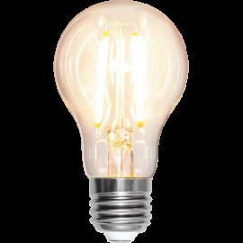 LED-Lampa E27 Ø60 lm810/60w Clear , hemmetshjarta.se