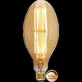 LED-lampa E27 Industrial Vintage C100 Dim , hemmetshjarta.se