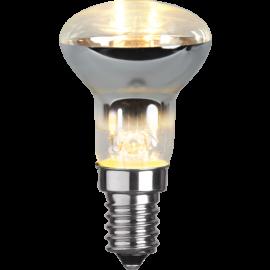 LED-Lampa E14 Reflector Ø39 lm120/12w Clear , hemmetshjarta.se