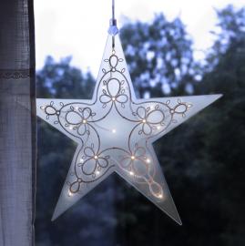 Stjärna Leia 46,50x50x1 cm , hemmetshjarta.se