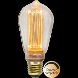 LED-lampa E27 New Generation Classic ST64 Dim , hemmetshjarta.se