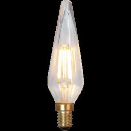 LED-lampa E14 Decoled , hemmetshjarta.se