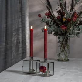 LED Antikljus Flamme 24,5 cm 2-pack , hemmetshjarta.se