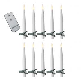 LED Julgransbelysning Fjärrkontroll medföljer , hemmetshjarta.se