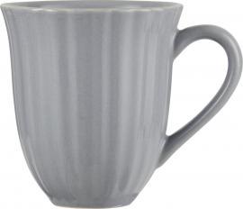 Mynte French Grey kopp med spår , hemmetshjarta.se