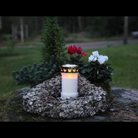 Vecka 24 LED Gravljus - Serene , hemmetshjarta.se