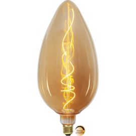 LED-lampa E27 Industrial Vintage C150 Dim , hemmetshjarta.se