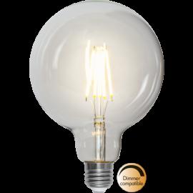 LED-Lampa E27 Ø125 lm806/60w Clear , hemmetshjarta.se